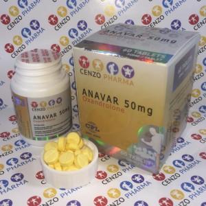 Anavar 50mg