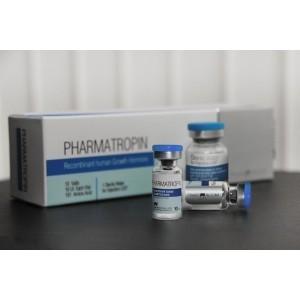 GROWTH HORMONE 100iu + Bac water (PharmaCom)