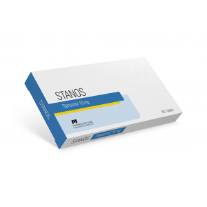 STANOS 10mg x 100 tablets (Winstrol)