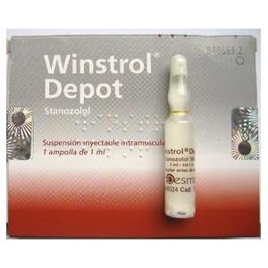 WINSTROL DEPOT 3 x vials (Desma)
